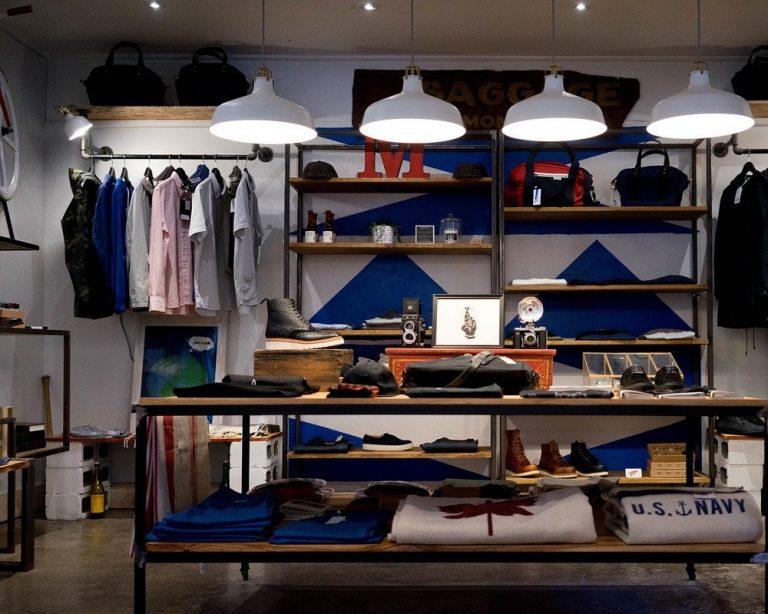 Retail winkel